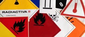 etiquetas merrcancias peligrosas 30x30cm