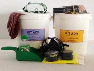kits adr para camiones